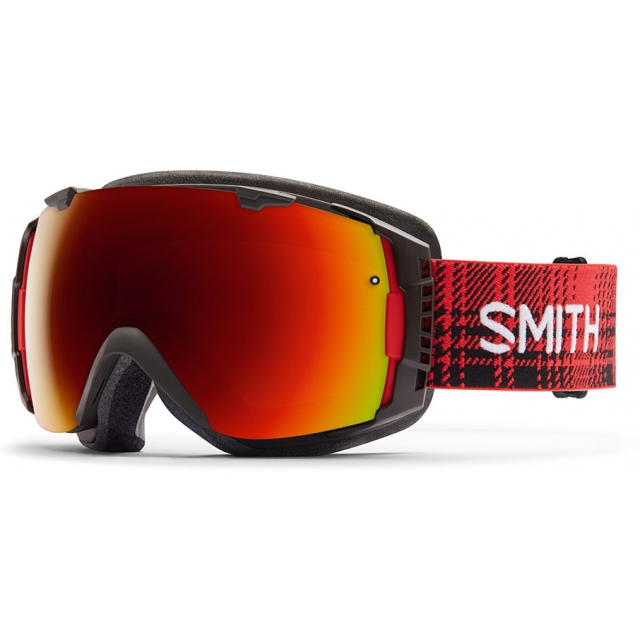 Smith Optics - I/O - Red Sol X Mirror