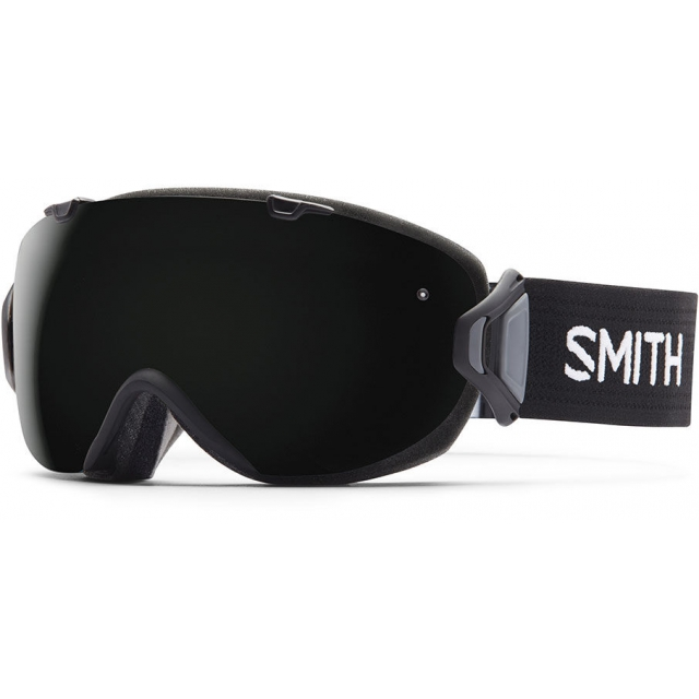 Smith Optics - I/OS Black Blackout