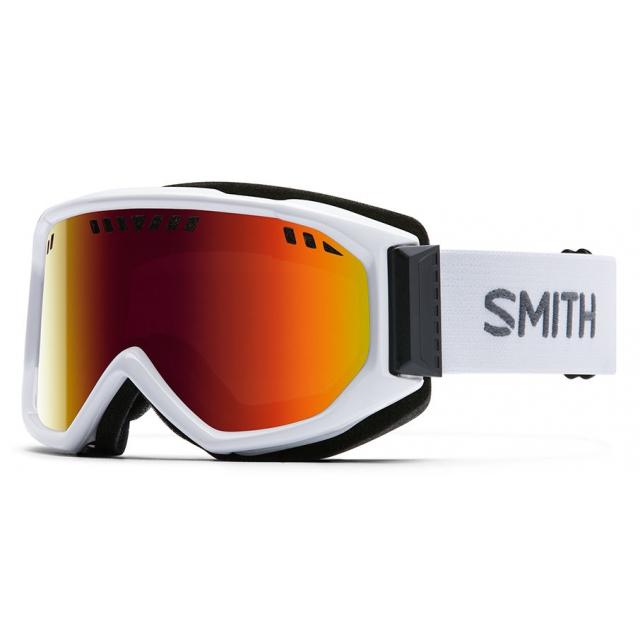 Smith Optics - Scope White Red Sol-X Mirror