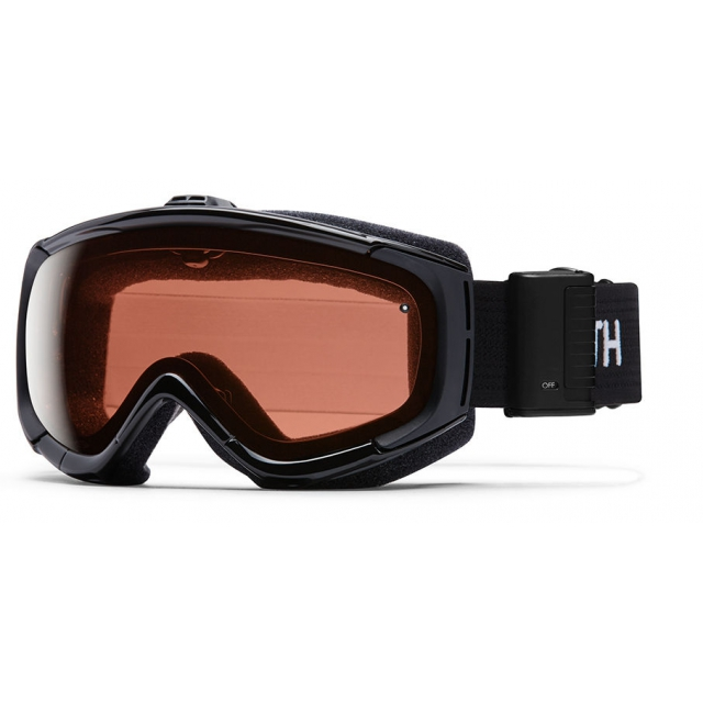 Smith Optics - Phenom Turbo Fan Black RC36