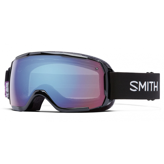Smith Optics - Grom Black Angry Birds Blue Sensor Mirror