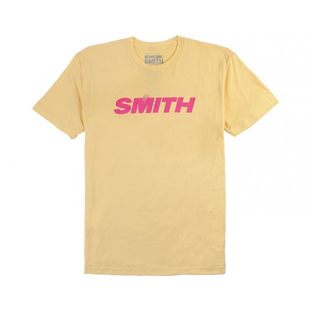 Smith Optics - Archive Mens Tee Yellow Extra Extra Large