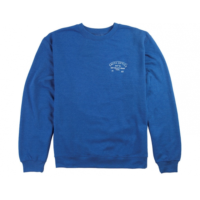 Smith Optics - Austin Mens Crewneck Royal Heather Extra Extra Large