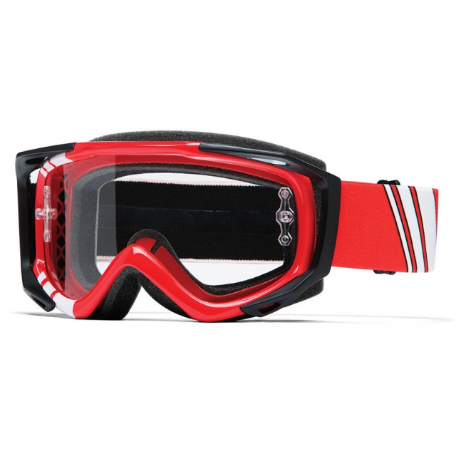 Smith Optics - Fuel V.2 Sweat X Red Archive Clear AFC