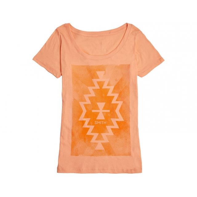 Smith Optics - Lasso Women's T-Shirt Vintage Light Orange Extra Large
