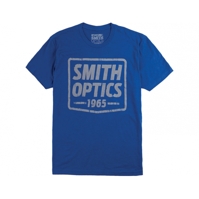 Smith Optics - Mercantile Mens Tee Royal Extra Extra Large
