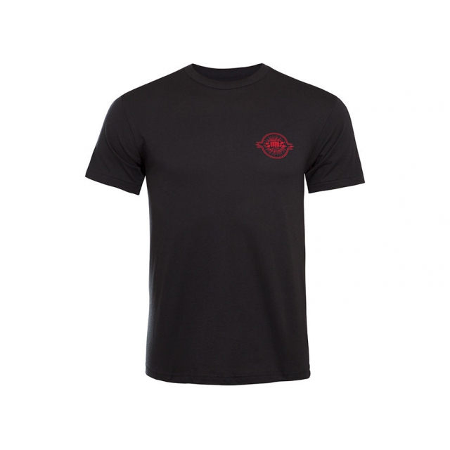 Smith Optics - Oceanic Mens Tee Black Small