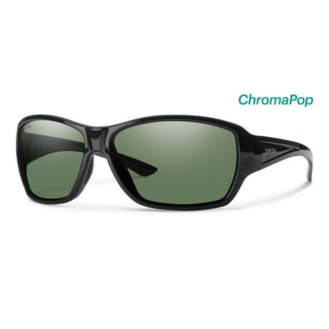 Smith Optics - Purist Black ChromaPop Polarized Gray Green