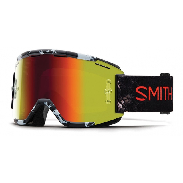 Smith Optics - Squad MTB Semenuk ID Red Sol-X Mirror
