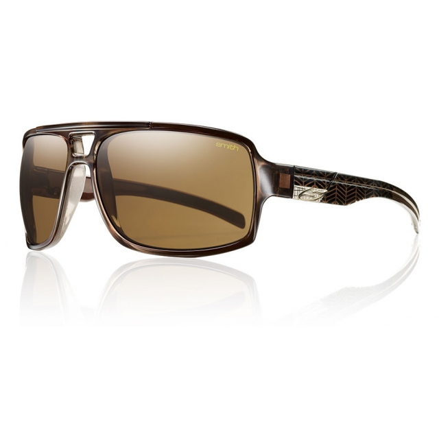 Smith Optics - Swindler Rx Brown Herringbone
