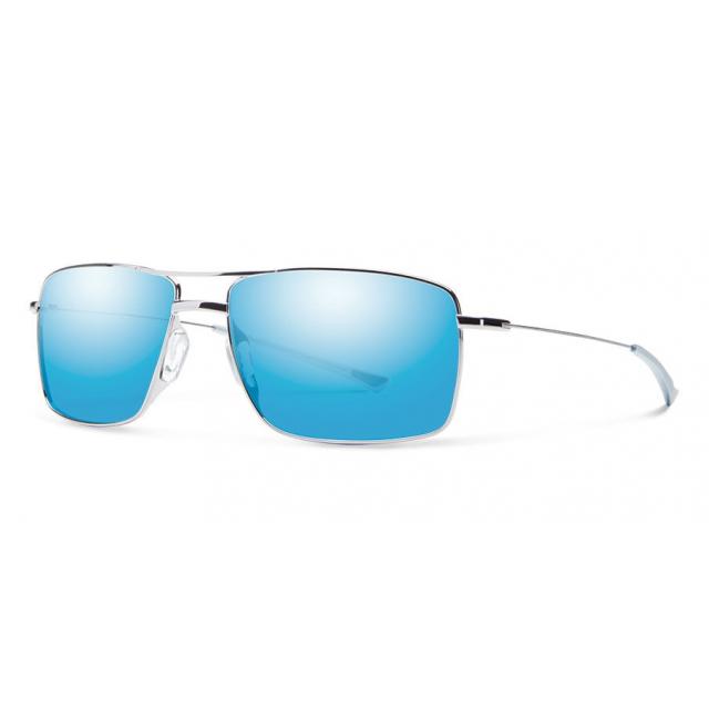Smith Optics - Turner Gunmetal Blue Sol-X Mirror
