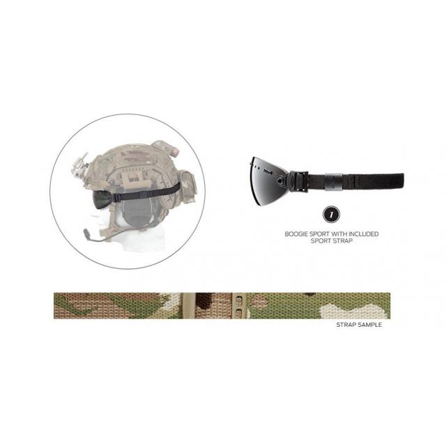 Smith Optics - Boogie Sport 15MM Strap Multicam