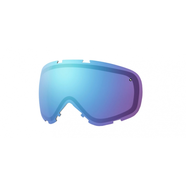 Smith Optics - Cadence Replacement Lenses Cadence Blue Sensor Mirror