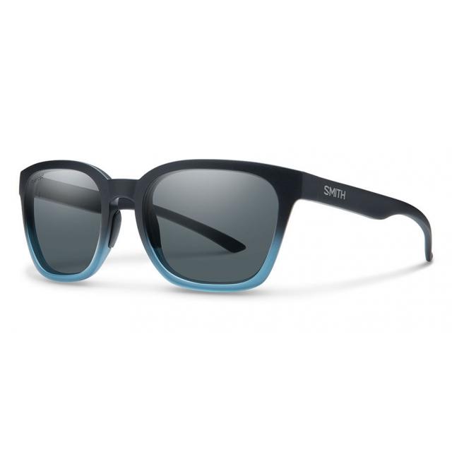 Smith Optics - Founder Matte Black Corsair Polarized Gray