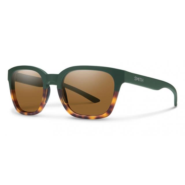 Smith Optics - Founder Slim Matte Olive Tortoise Brown