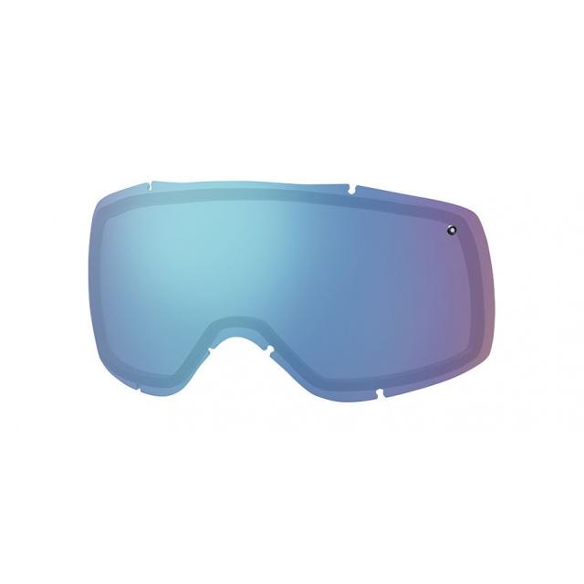 Smith Optics - Showcase Replacement Lens Showcase Blue Sensor Mirror