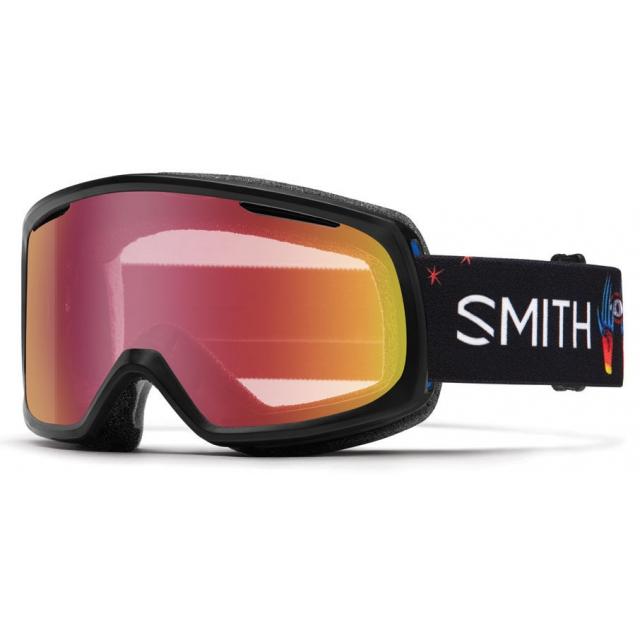 Smith Optics Riot Desiree Id Red Sensor Mirror