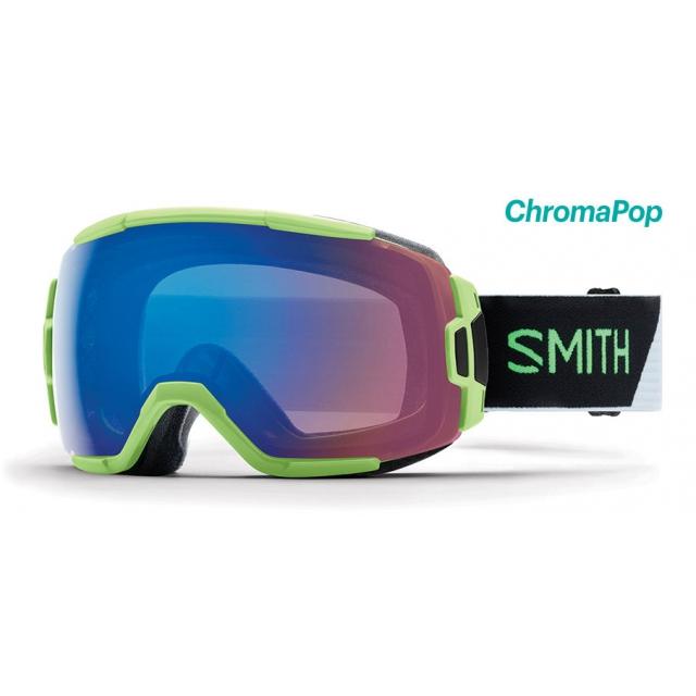 43379a3428 Smith Optics   Vice Reactor Split ChromaPop Storm Rose Flash
