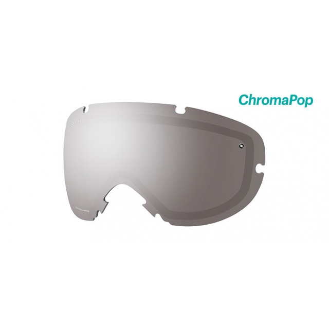 how to change smith chromapop lenses