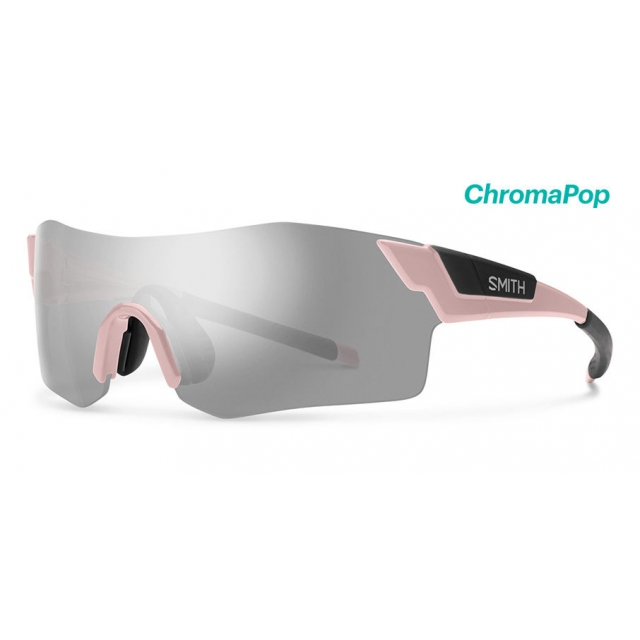"8c5da23cad976 Smith Optics   PivLockâ""¢ Arena Dusty Pink ChromaPop Platinum"