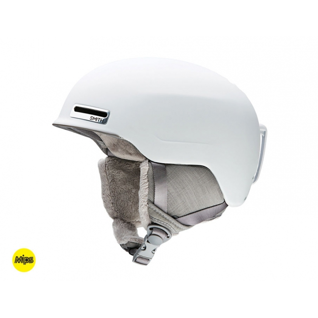 Smith Optics - Allure Matte White MIPS MIPS - Medium (55-59 cm)