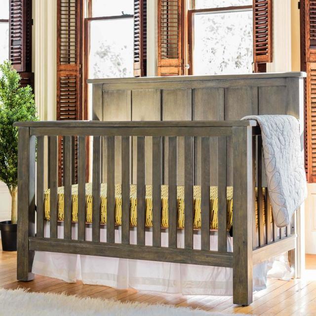 Milk Street Baby - Relic Batten Crib
