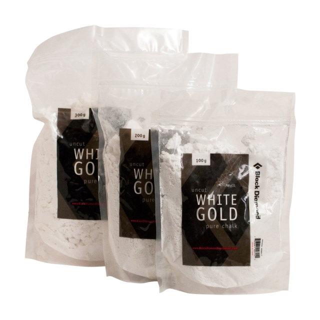 Black Diamond - 200 g White Gold Loose Chalk