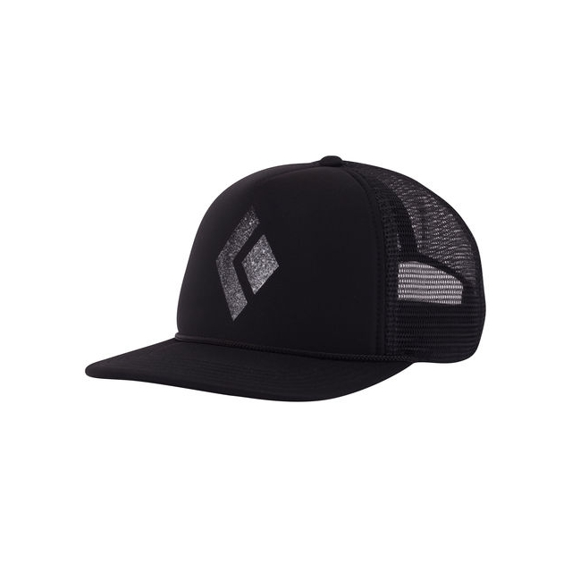 afcaa0bb Black Diamond - Flat Bill Trucker Hat