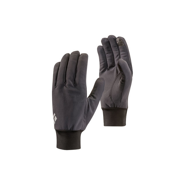 Black Diamond - LightWeight Softshell Gloves