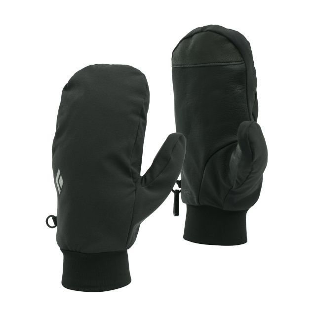 Black Diamond - MidWeight Softshell Mitts in Sioux Falls SD
