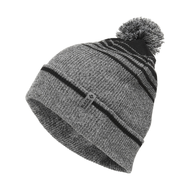 Black Diamond - Pom Beanie