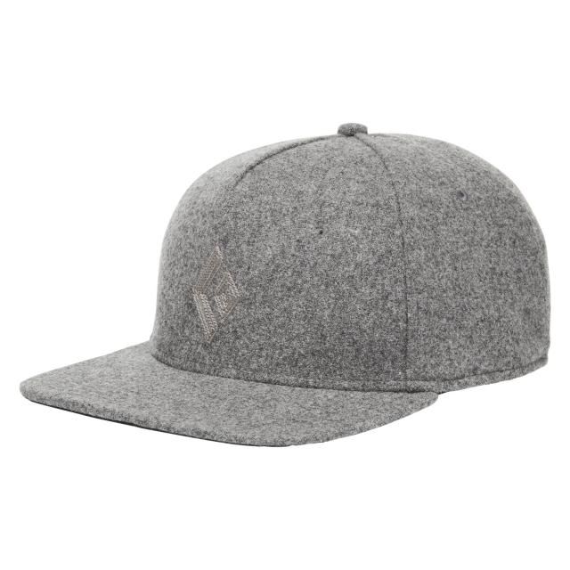 Black Diamond   Wool Trucker Hat eb6f134f30e