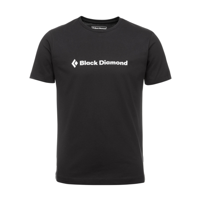 Black Diamond - M SS Brand Tee