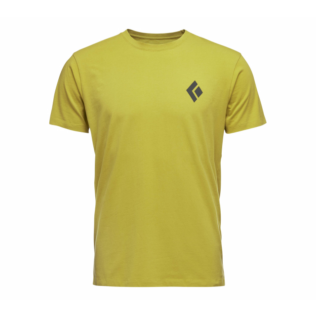 Black Diamond - Men's Ss Equipmnt For Alpinist Tee in Sioux Falls SD