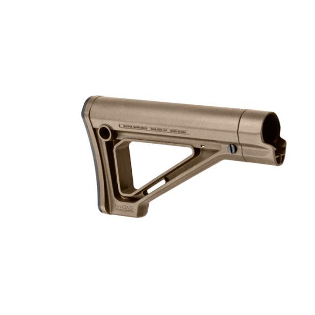 Magpul - MOE Fixed Carbine Stock- Mil-Spec