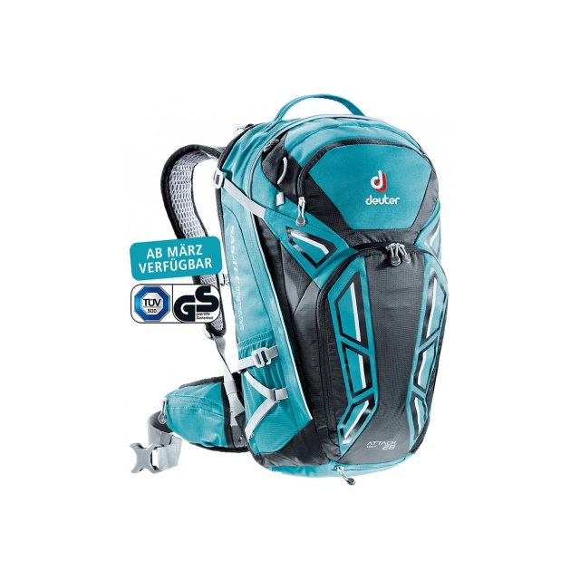 Deuter - Attack Tour 28