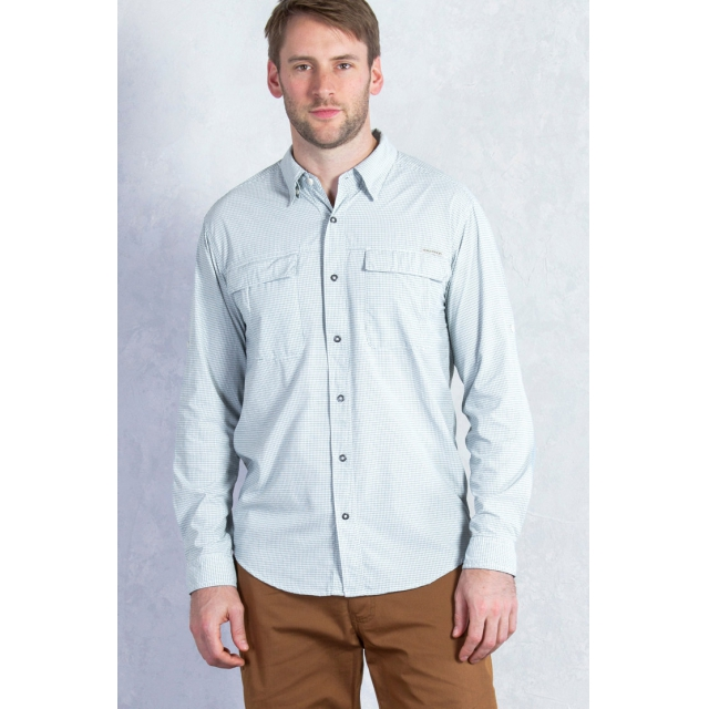 ExOfficio - Men's BugsAway Halo Long Sleeve Shirt