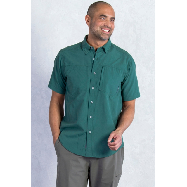 ExOfficio - Men's GeoTrek'r Short Sleeve Shirt