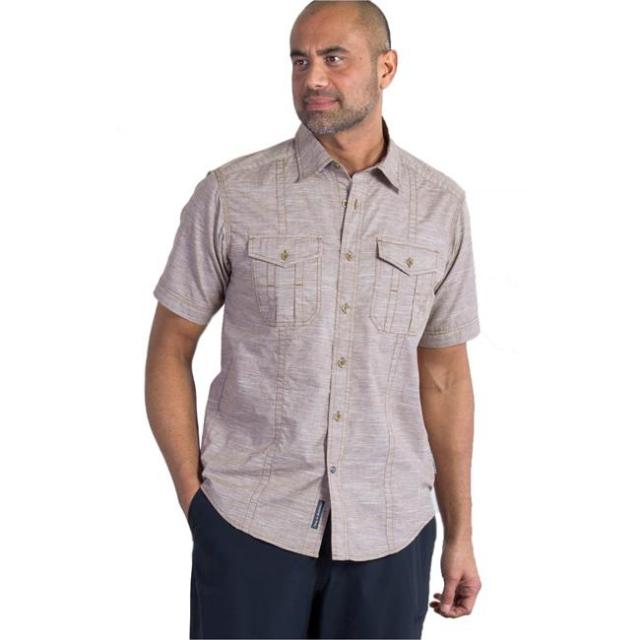 ExOfficio - Men's Chamblin Short Sleeve Shirt