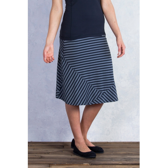 ExOfficio - Women's Wanderlux Stripe Convertible Skirt