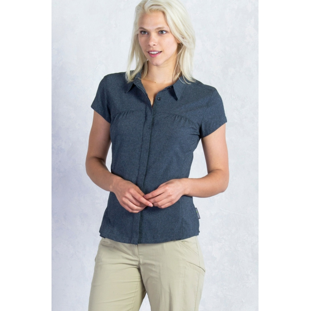 ExOfficio - Women's Air Space Short Sleeve Shirt