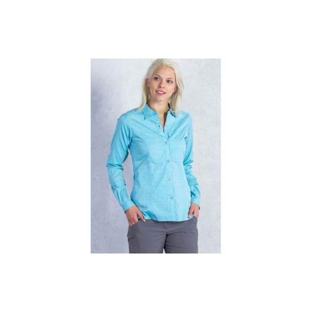 ExOfficio - Women's Lightscape Digi-Stripe Long Sleeve Shirt