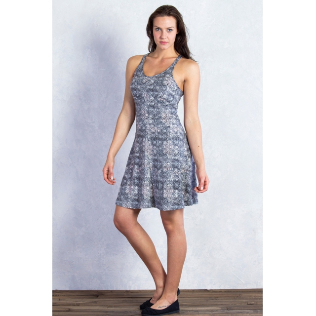 ExOfficio - Women's Wanderlux Print Tank Dress