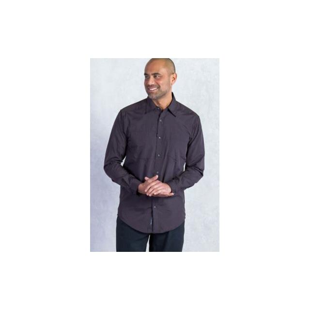 ExOfficio - Men's Corsico Check Long Sleeve Shirt