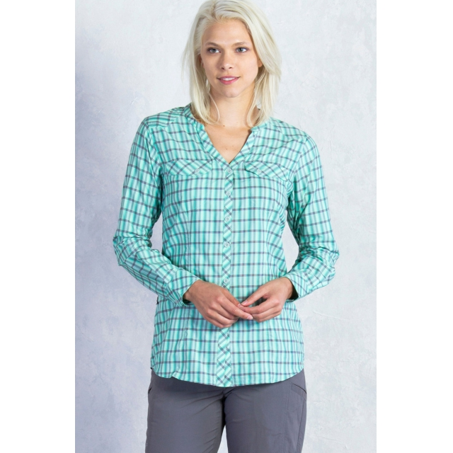 ExOfficio - Women's Airhart Long Sleeve Shirt