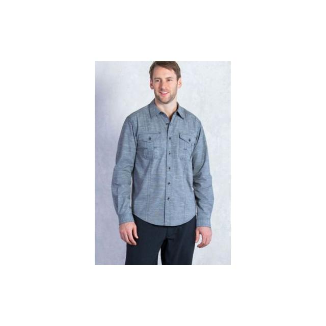 ExOfficio - Men's Ankora Long Sleeve Shirt