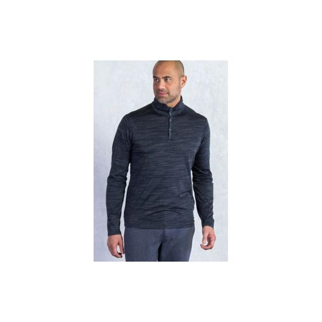 ExOfficio - Men's Termo Quarter Neck Long Sleeve Shirt