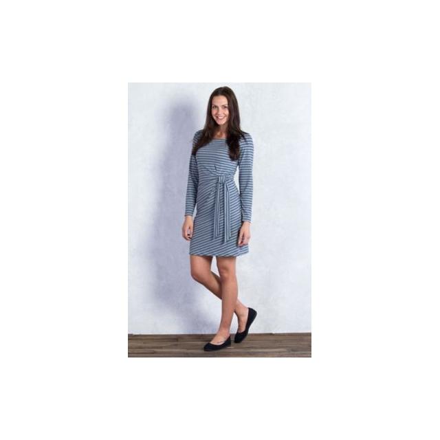 ExOfficio - Women's Wanderlux Stripe Salama Dress