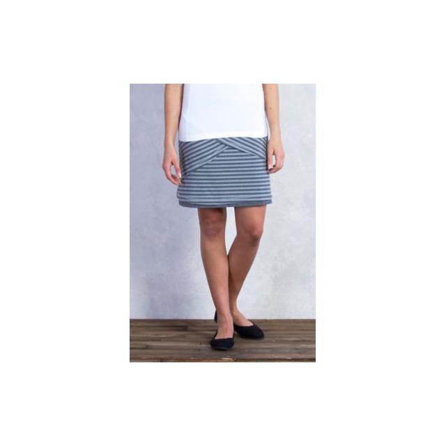 ExOfficio - Women's Wanderlux Stripe Reversible Skirt