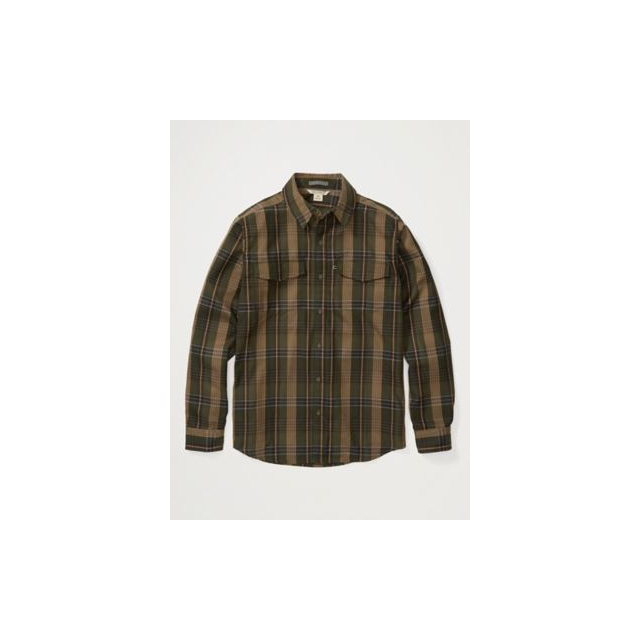 ExOfficio - Men's Stonefly Midwt Flannel LS in Blacksburg VA